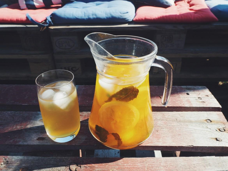 recette de citronnade maison