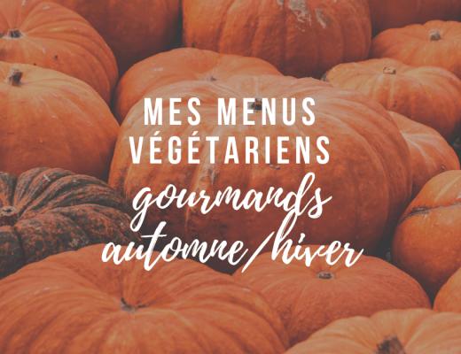recettes végétariennes faciles