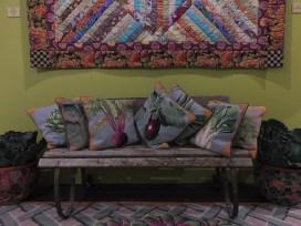 vegetable cushions