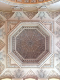 blenheim library ceiling