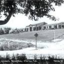 Frank R. Howard Memorial Hospital, Willits, early shot with few trees