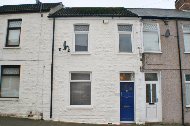 Harriet Street, Penarth, Vale of Glamorgan, CF64 2JY