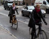 Bikes intraffic