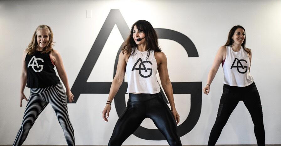 AG fitness studio stratham nh