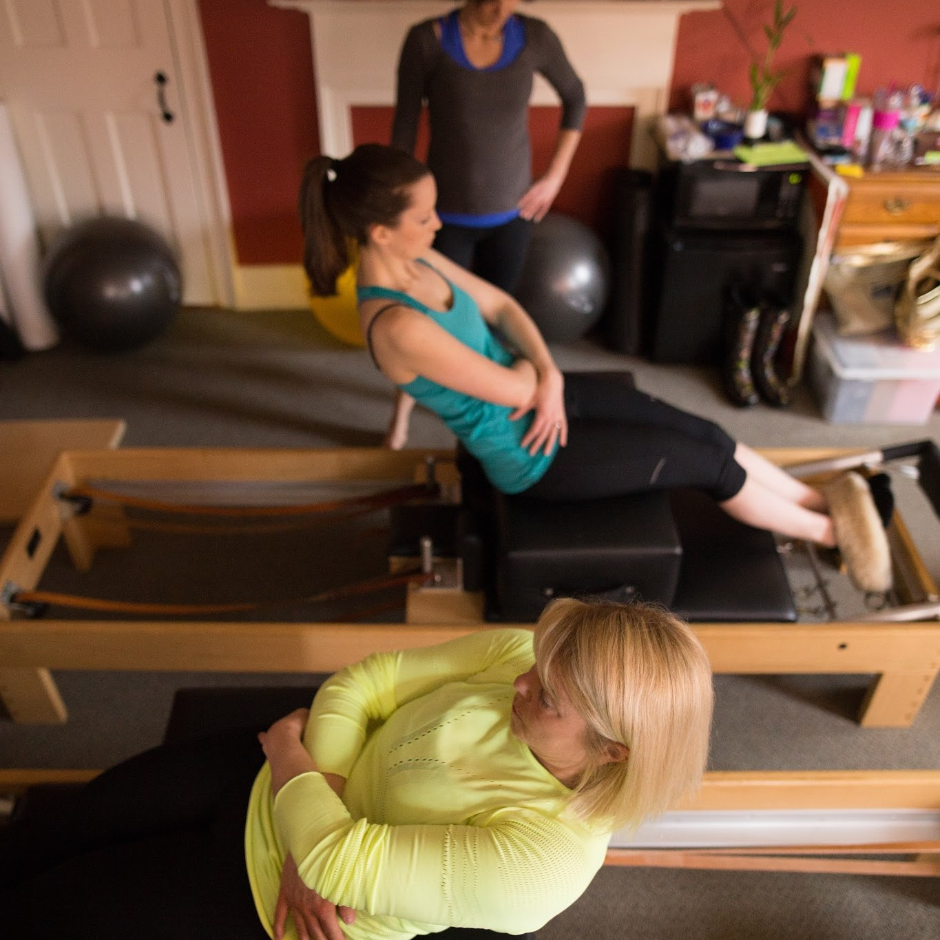 The Pilates Room Portsmouth NH