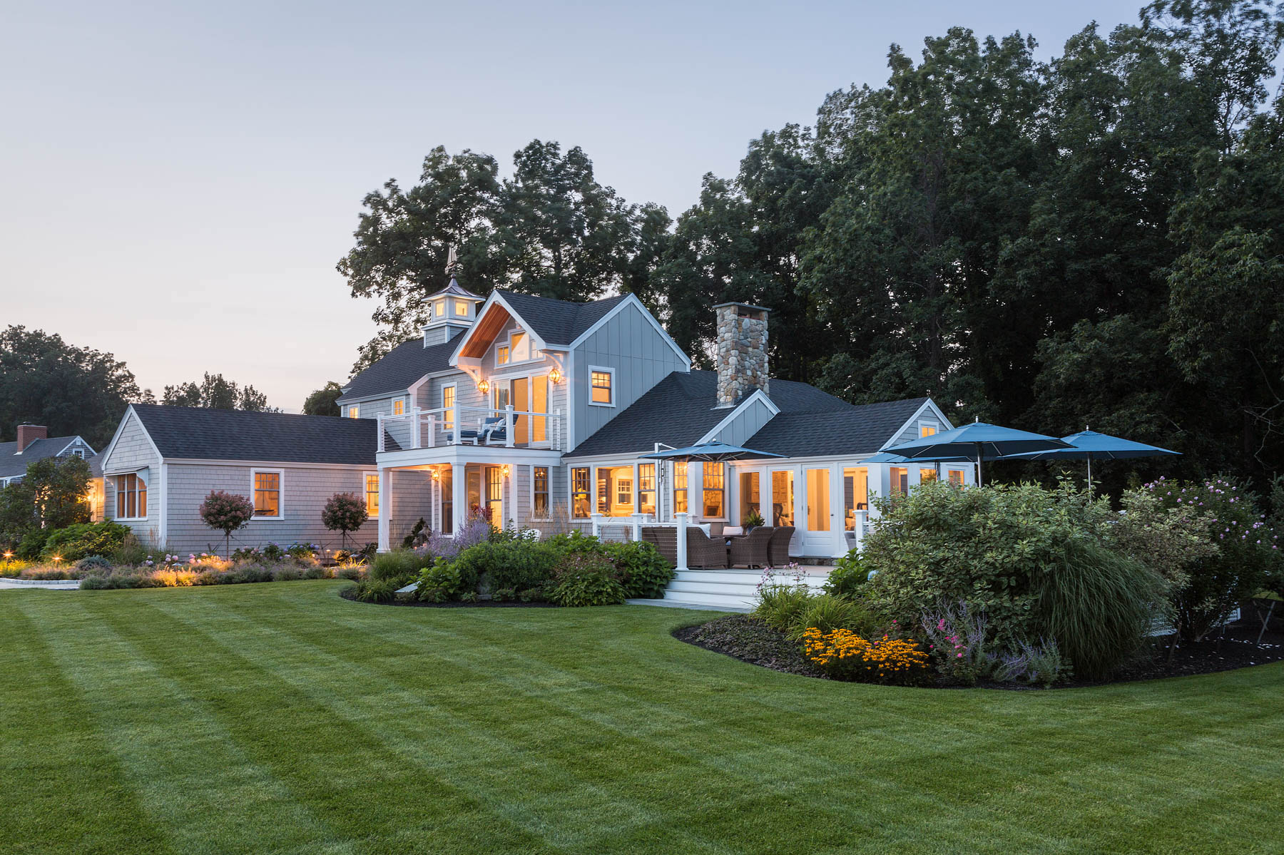 Amy Dutton Home Exterior Kittery Maine