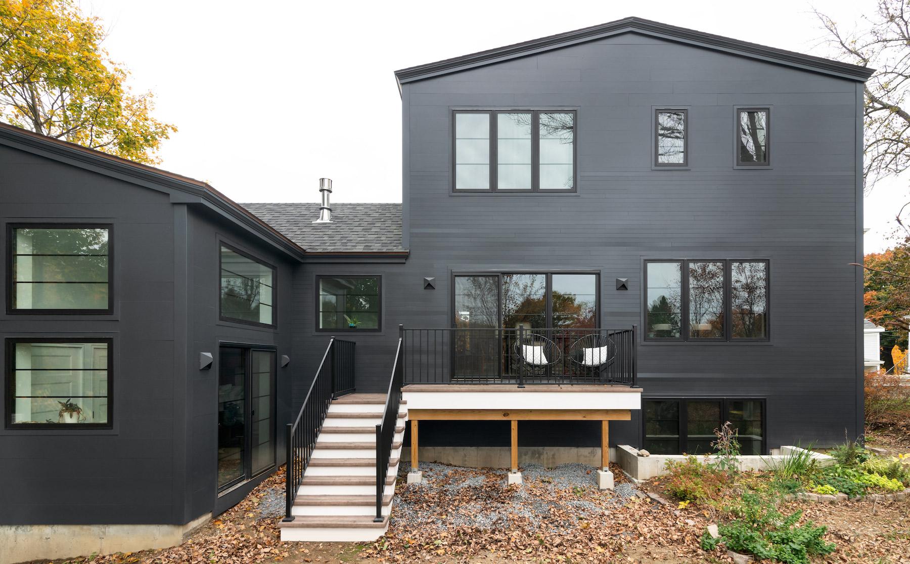 Amy Dutton Home Exterior