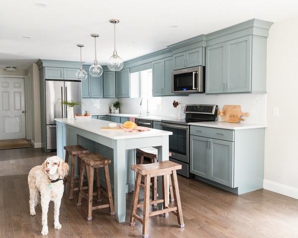 Forest & Ash Kitchen Design