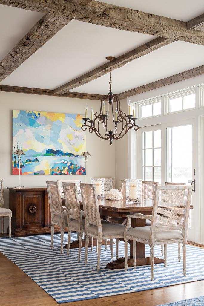 Hurlbutt Designs Dining Room