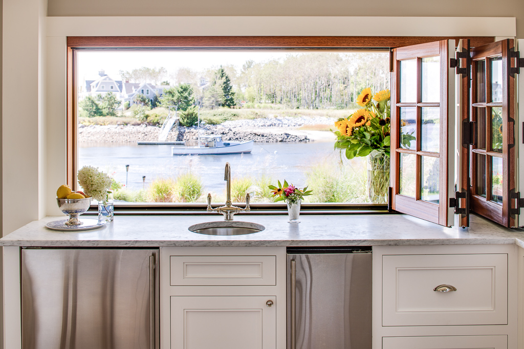 Hurlbutt Designs Kitchen View