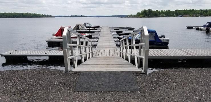 Seaco Marine L6 Minaki Marina, Minaki, Ontario