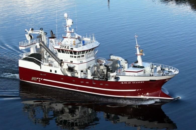 H-95-AV Staaløy av modell Seacon SC 43