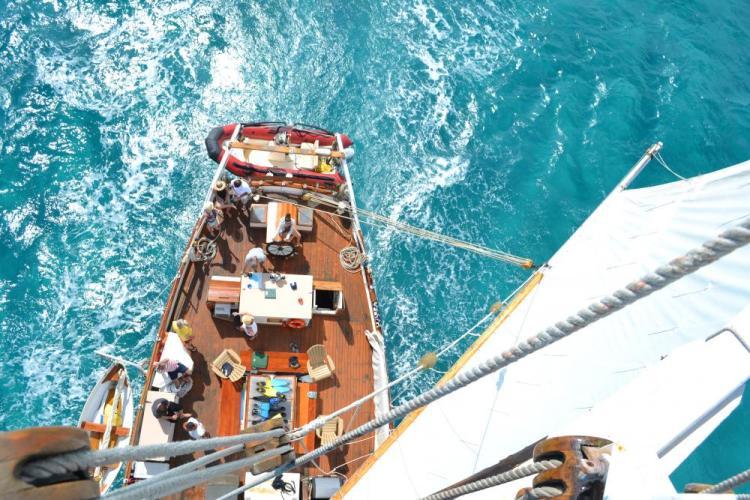 Sail The Bahamas like a pirate