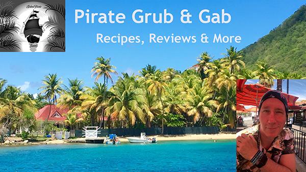 Pirate Grub & Gab