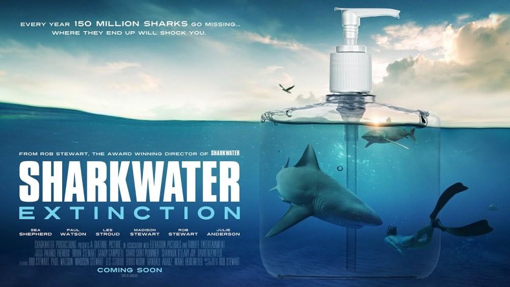 Watch Sharkwater Extinction poster