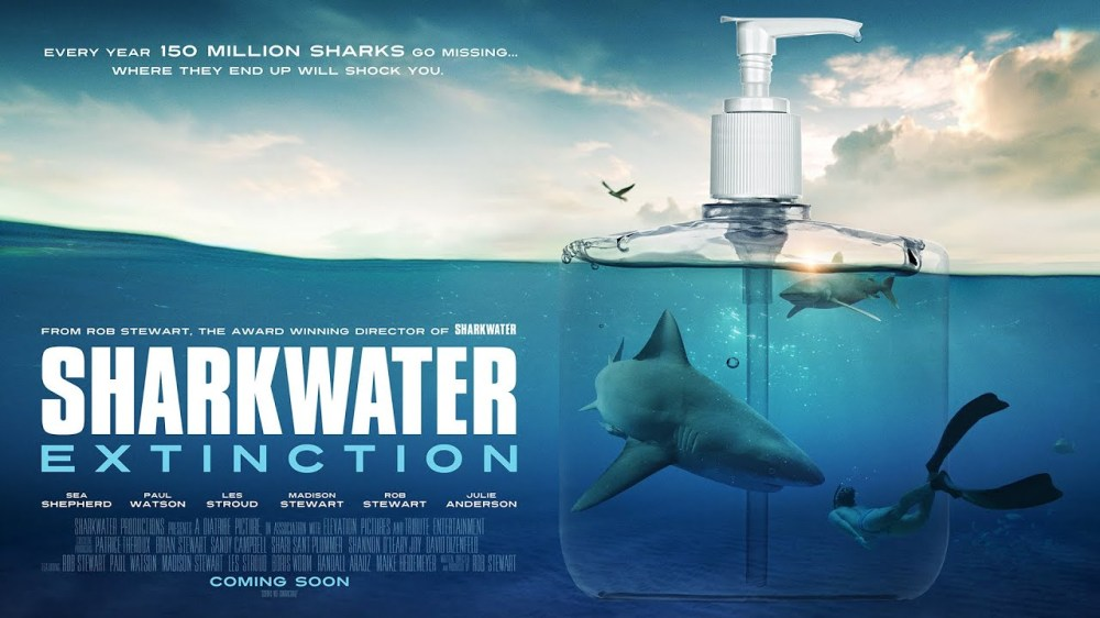 Watch Sharkwater Extinction poster