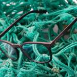 Waterhaul glasses in green fishing nets