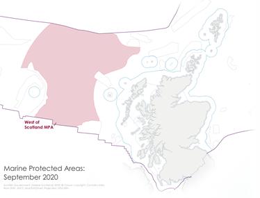 deep sea mpa - marine scotland