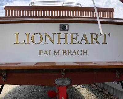 boat-lettering-lionheart
