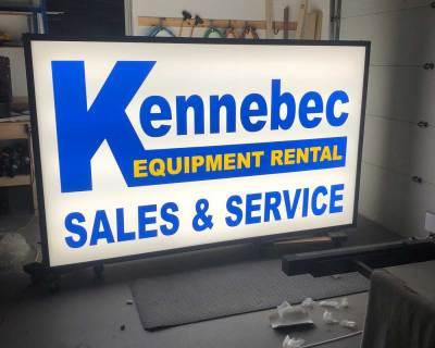 electric-sign-kennebec-rentals