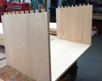 trunk-dovetails