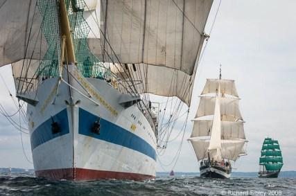Liverpool Tall Ships Race 2008