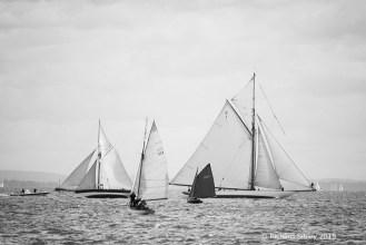 Mariquita,William Fife,1911,Clyde,Arthur Stothert,Old Gaffers,yogaf