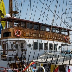 Cadiz Tall Ships Regatta 2012