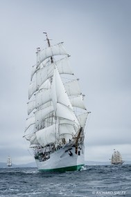 Gloria,Tall Ships Race,Lerwick,