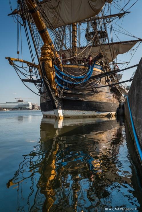The Swedish Ship Gotheborg