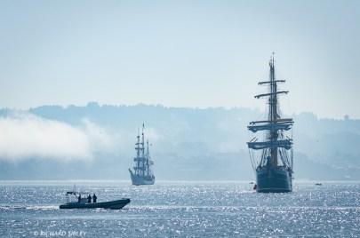 A Coruna,Tall Ships,