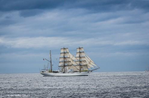 Mexican Barque Cuauhtémoc