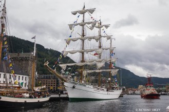 Mexican Barque, Cuauhtemoc