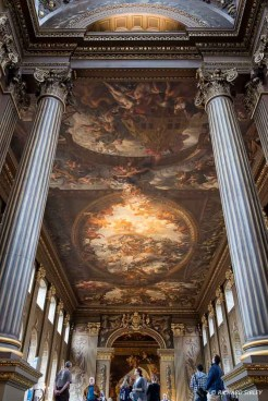 The Painted Hall - Royal Greenwich 2014