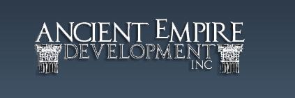 Ancient Empire St. Louis - Seafoam Media website project