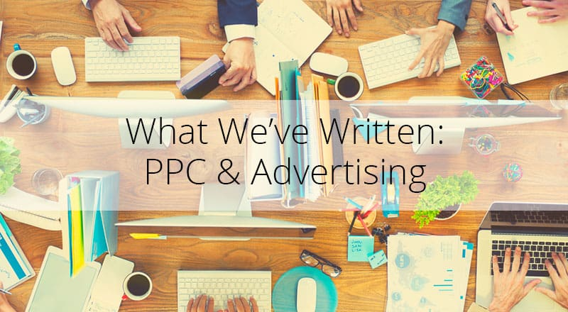 Blogs on PPC Advertising