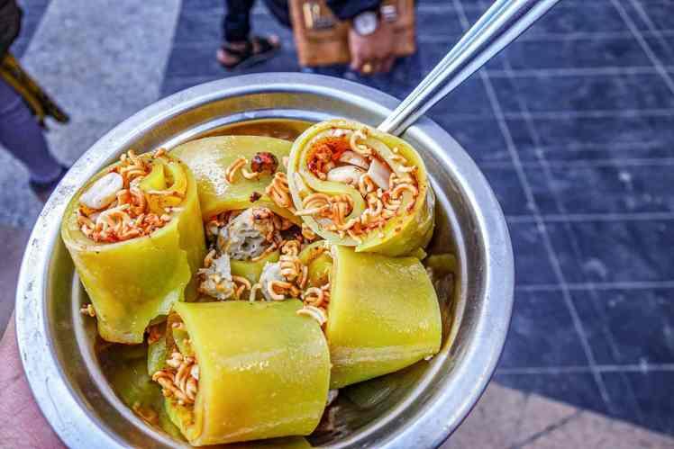 Laping 藏族涼粉