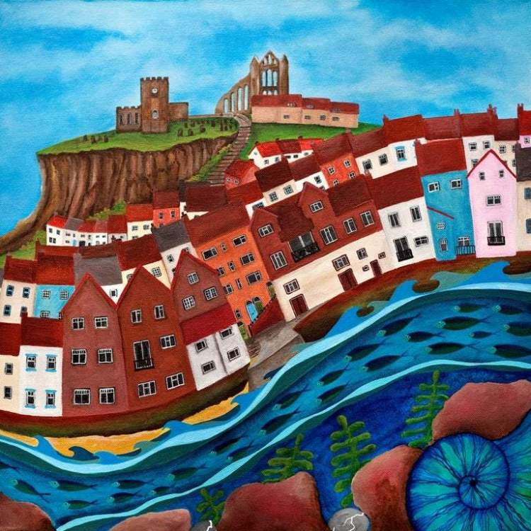 PASSING THROUGH - WHITBY - Limited Edition Print