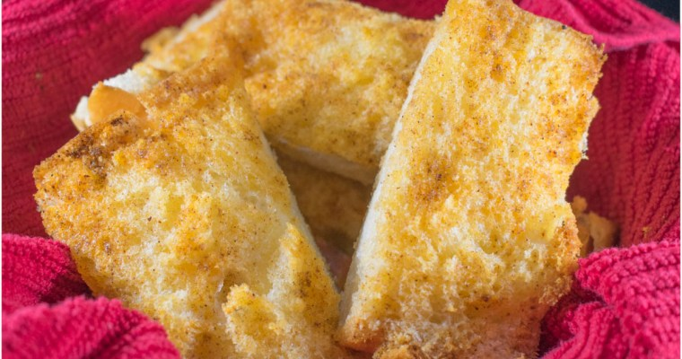 Easy and Flavorful Cajun Bread