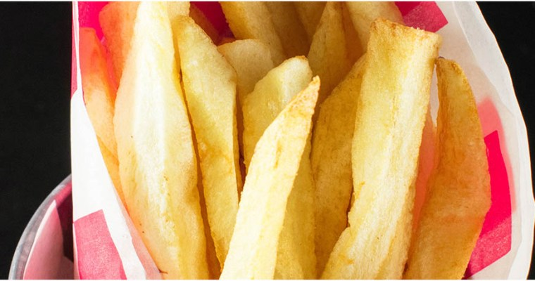 Restaurant-Style French Fries