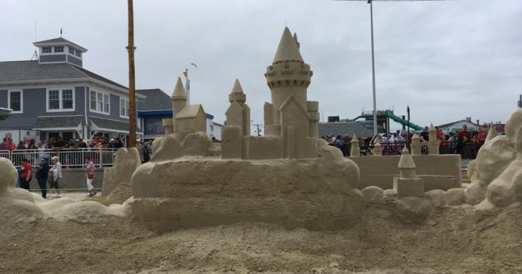 Hampton Beach Master Sand Sculpting Classic