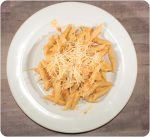 Creamy Tomato and Spinach Penne