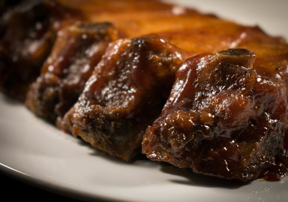 Juicy and Flavorful Barbecue Ribs
