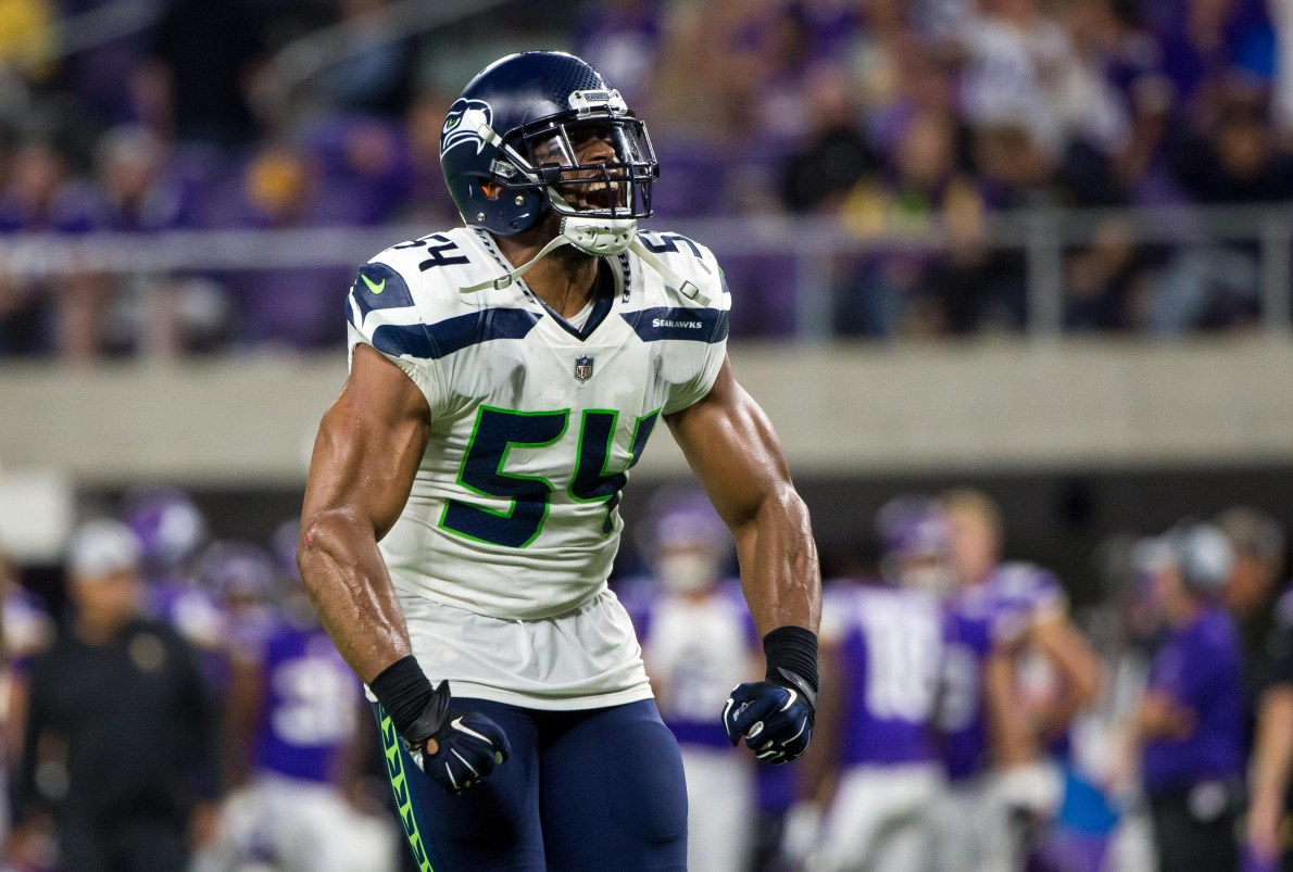Bobby Wagner closing in on Seattle Seahawks career tackles record
