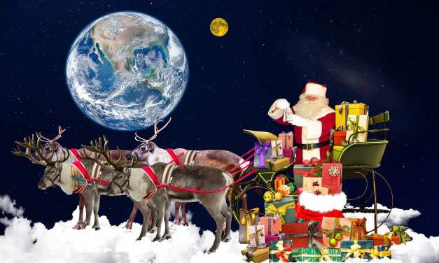 Isn't That When Christmas IS????!!!!! by Sean Lee