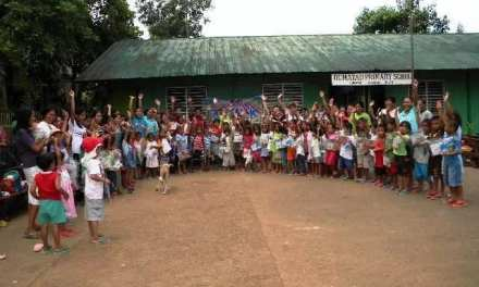 Service Learning Mission: Planting the seeds of compassion