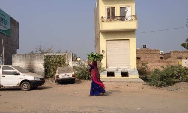 The Long Drive to Jaisalmer, the Best Drive of the Trip