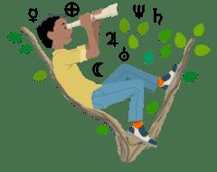 Stargazing phylogenetic tree SEA Homeschoolers