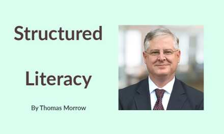 Structured Literacy with Thomas Morrow