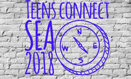 Meet the Teen Volunteer Coordinator, SEA Homeschoolers 2018 Convention